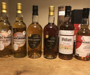 Line up for WhiskyFestival Liege