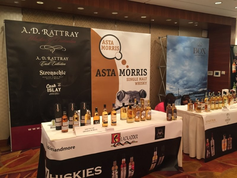 Hong Kong Whiskyfestival 2017